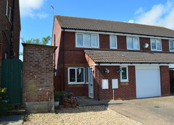 Thumbnail 4 bed semi-detached house for sale in Cedar Road, St Athan