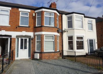 3 bed terraced house for sale in Fairfield Road, Hull HU5