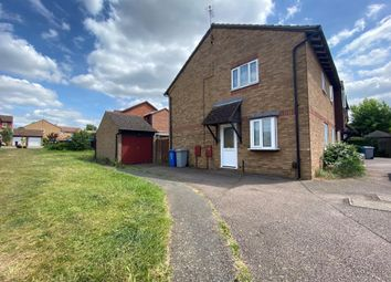 Thumbnail 4 bed end terrace house to rent in Swan Close, Burton Latimer, Kettering