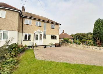 Thumbnail Semi-detached house for sale in Beechfield Walk, Waltham Abbey, Essex