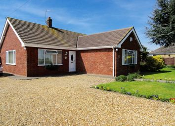 Thumbnail 2 bed detached bungalow for sale in Wykes Lane, Donington, Spalding