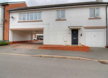 Thumbnail 2 bed mews house for sale in Castlemill Close, Weston, Stafford