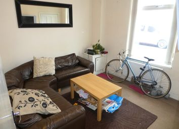Thumbnail 3 bed terraced house to rent in Lindum Street, Rusholme, Manchester