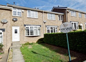 Thumbnail 3 bed town house for sale in Southdale Road, Ossett, West Yorkshire