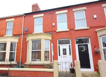 Thumbnail 3 bed terraced house for sale in Ramilies Road, Mossley Hill, Liverpool