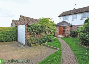 Thumbnail 3 bed semi-detached house to rent in Rosehill Close, Hoddesdon