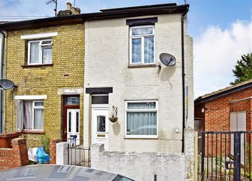 Thumbnail 3 bed end terrace house for sale in Queens Road, Gillingham, Kent