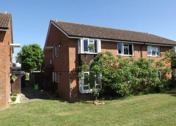 Thumbnail 2 bedroom flat for sale in Rendlesham, Woodbridge