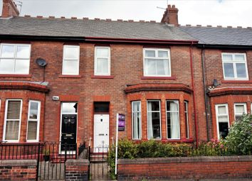 Thumbnail 4 bedroom terraced house for sale in Side Cliff Road, Sunderland