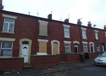 Thumbnail 2 bedroom terraced house for sale in Trafalgar Street, Royton, Oldham