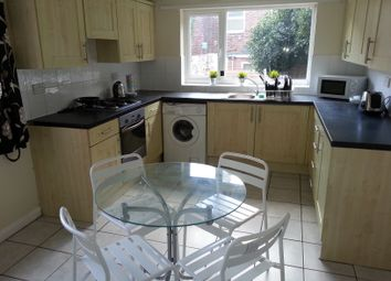 Thumbnail 5 bed shared accommodation to rent in Portland Road, Nottingham