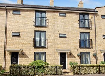 Thumbnail 4 bed terraced house for sale in Central Avenue, Cambridge