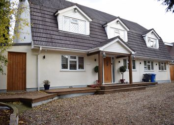 Thumbnail 5 bed detached house for sale in The Avenue, Wraysbury, Staines-Upon-Thames