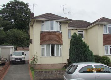 Thumbnail 3 bed semi-detached house to rent in Heath Walk, Downend, Bristol
