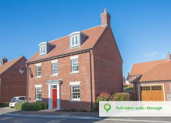 Thumbnail 5 bed town house for sale in Hillrick Crescent, Yeovil