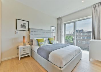 Thumbnail 3 bed flat for sale in Columbia Gardens South, Lillie Squa, Earls Court