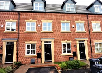 Thumbnail 3 bed town house for sale in Gower Croft, Oldbury