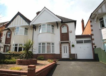 Thumbnail 4 bed semi-detached house for sale in Lordswood Road, Harborne, Birmingham