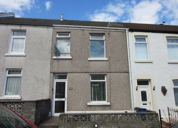 Thumbnail 2 bed terraced house to rent in Middle Road, Cwmdu, Swansea.