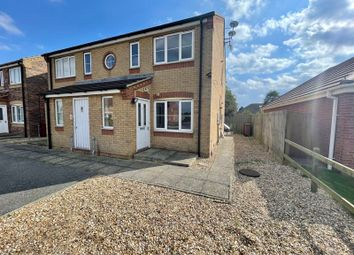 Thumbnail 1 bed flat for sale in Lancaster Drive, South Killingholme, Immingham