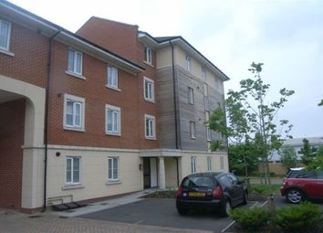 Thumbnail 1 bed flat to rent in Ffordd James Mcghan, Cardiff