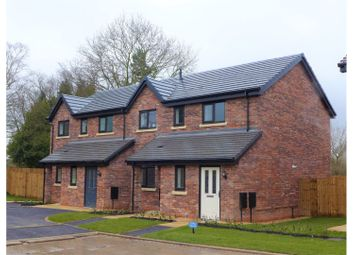 Thumbnail 1 bed maisonette for sale in Campion Point Development, Sandbach