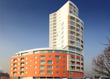 Thumbnail 3 bedroom flat for sale in Raphael House, 250 High Road, Ilford, Essex