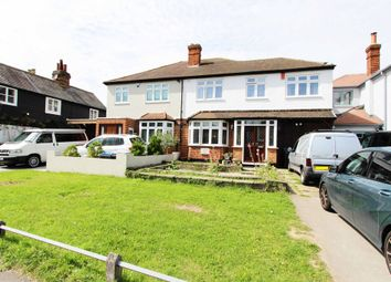 Thumbnail 4 bed semi-detached house to rent in Church Road, Worcester Park