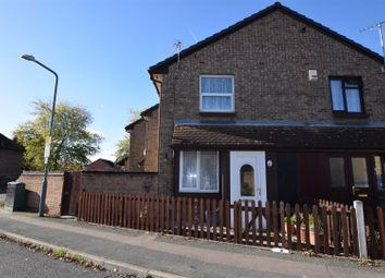 Thumbnail 1 bed end terrace house for sale in Crystal Way, Chadwell Heath, Romford