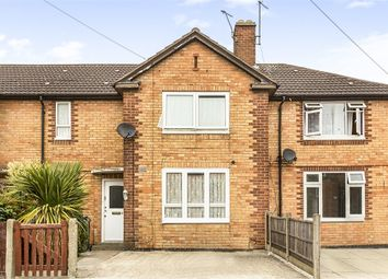 Thumbnail 3 bedroom terraced house for sale in Gunthorpe Road, Braunstone, Leicester