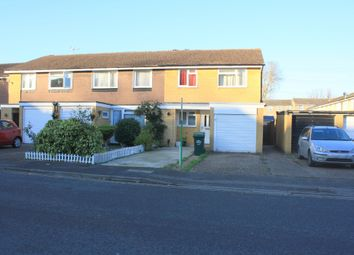 Thumbnail 4 bed end terrace house to rent in Waters Drive, Staines
