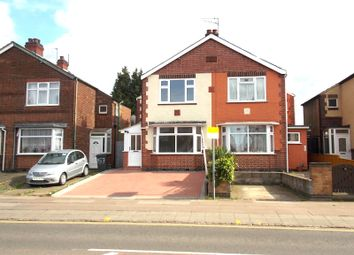 Thumbnail 3 bed semi-detached house for sale in Catherine Street, Leicester