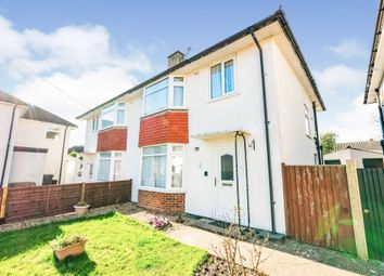 Thumbnail 3 bed semi-detached house for sale in Walker Place, Gosport