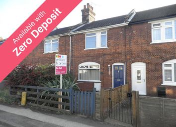 Thumbnail 3 bedroom terraced house to rent in Norwood Road, March