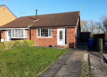 Thumbnail 2 bed semi-detached bungalow to rent in Beech View, Hutton Cranswick