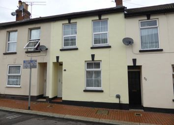 Thumbnail 2 bed terraced house to rent in Lysons Road, Aldershot