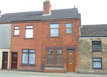 Thumbnail 2 bed terraced house for sale in High Street, Stonebroom, Alfreton