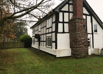 Thumbnail 4 bed detached house to rent in The Vauld, Marden, Hereford