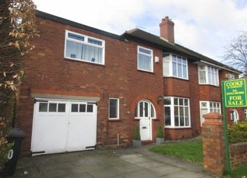 Thumbnail 4 bed semi-detached house for sale in Chestnut Drive, Leigh