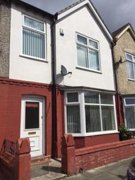 Thumbnail 3 bedroom terraced house to rent in Woodgreen Road, Old Swan, Liverpool