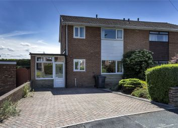 Thumbnail 3 bed semi-detached house for sale in Water Royd Crescent, Mirfield, West Yorkshire