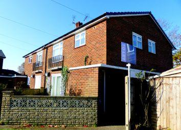 Thumbnail 2 bed flat to rent in Oak Close, Bognor Regis