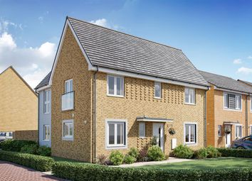 """Thumbnail 3 bed detached house for sale in """"The Woodman - Plot 276"""" at Lancaster Avenue, Maldon"""