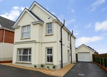 Thumbnail 3 bed detached house for sale in Millers Park Drive, Newtownards
