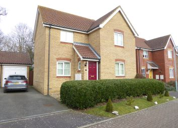 Thumbnail 3 bed detached house to rent in Kingfisher Rise, Saxmundham