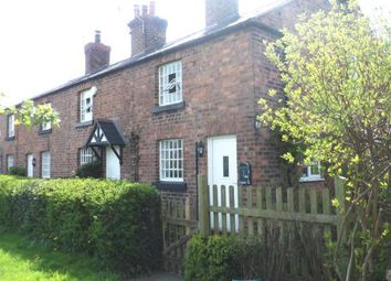 Thumbnail 2 bed end terrace house for sale in Rose Cottages, Church Road, Dodleston, Chester