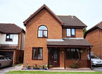 Thumbnail 4 bed detached house for sale in Pershore Close, Locks Heath, Southampton