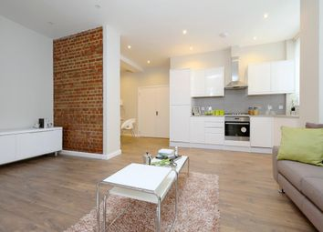 Thumbnail 2 bedroom flat to rent in Kingsland Road, Haggerston