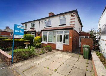 Thumbnail 3 bed semi-detached house for sale in Montague Road, Ashton-Under-Lyne