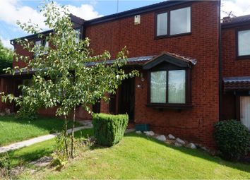 Thumbnail 2 bed terraced house to rent in Kestrel Close, Nottingham